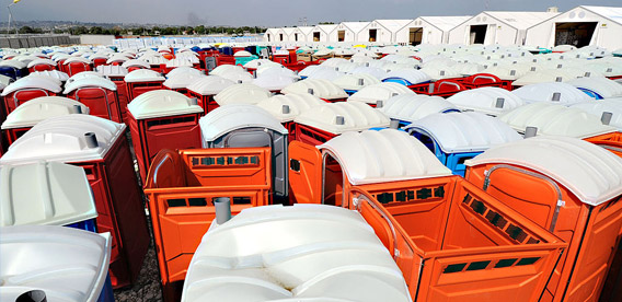 Champion Portable Toilets in Maple Grove, MN